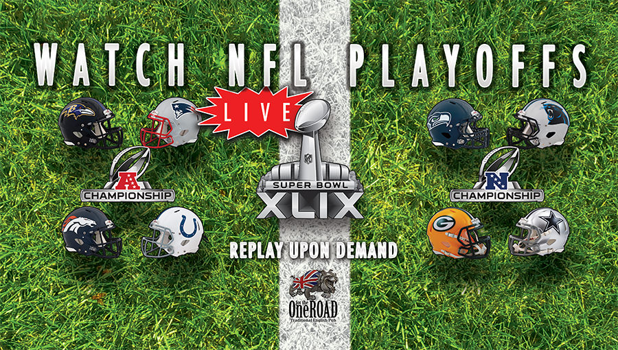 Best place to watch the NFL Playoffs in Dongguan!