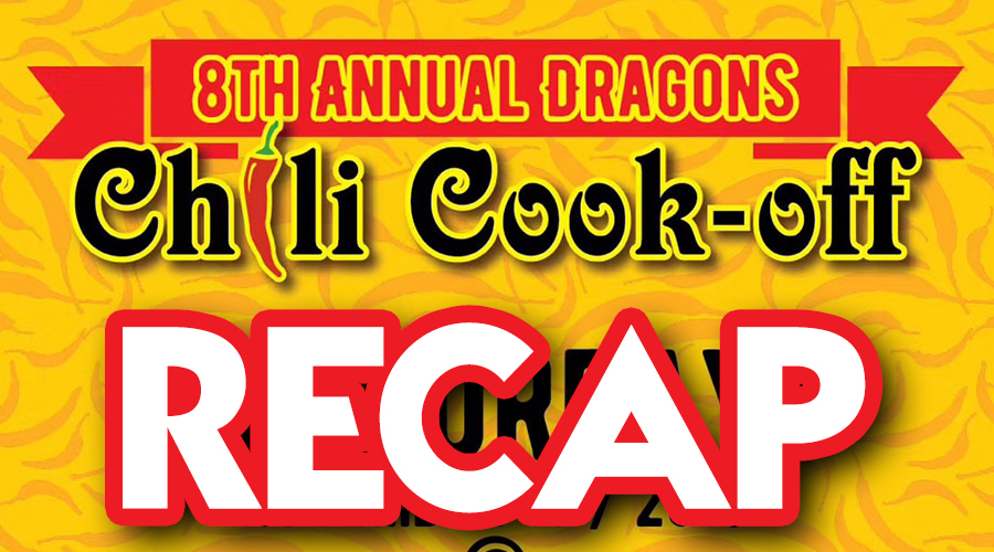 2018 Dongguan Dragons Chili Cook-off Recap