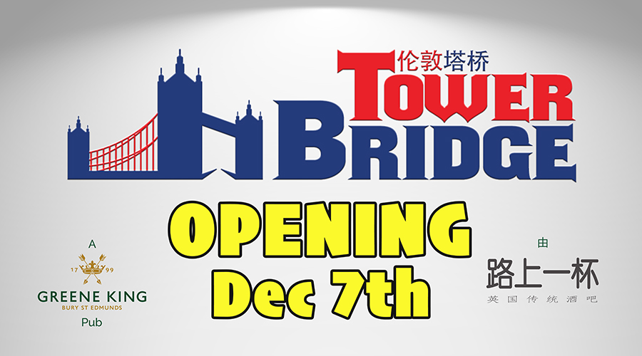 Tower Bridge Opening Info