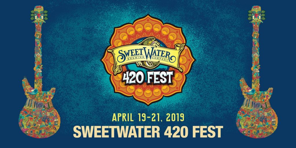 Drink more Sweetwater and win a trip DRAWING Tuesday April 2nd