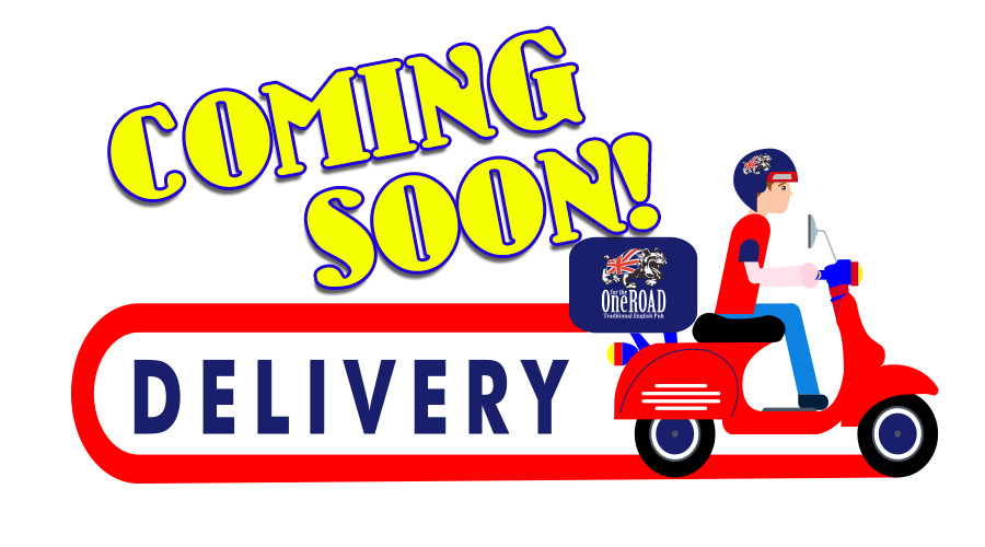 Delivery! 外卖服务