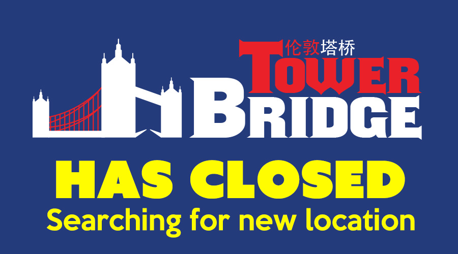 Tower Bridge Closure 塔桥关闭