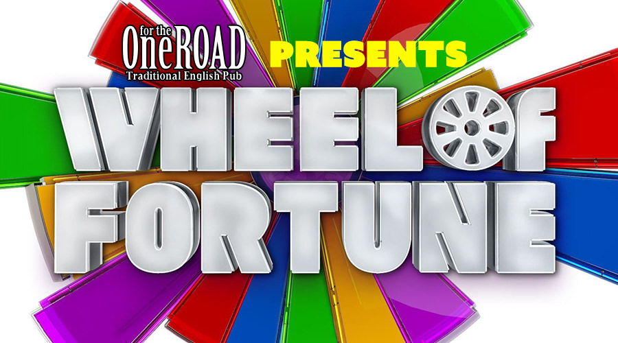 Wheel of Fortune 幸运转轮