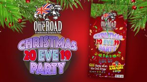 OFTR 2019 Christmas Eve Party