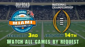 College Football Playoff Championship Game LIVE